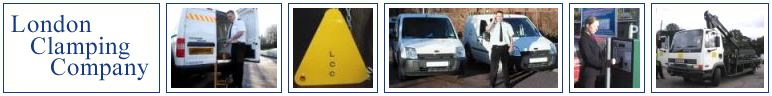 London Clamping Company - wheelclamping - car removal - parking permits - wheel clamps supplied